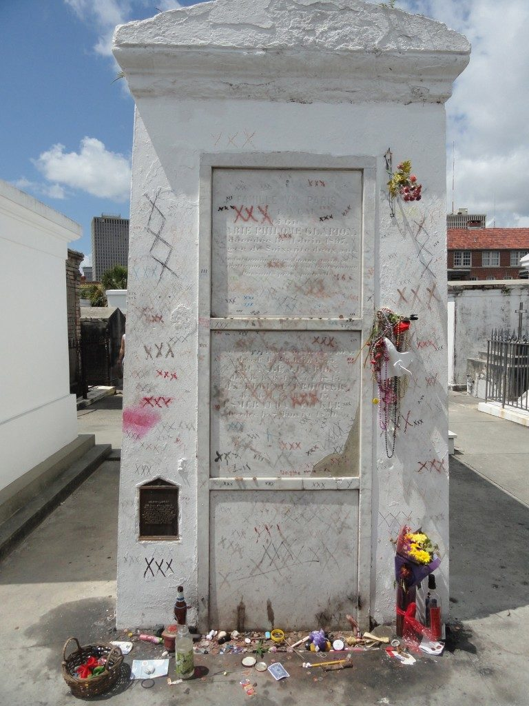 Marie Laveau's Tomb Halloween Haunt